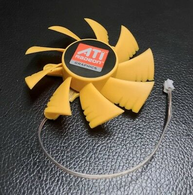 Mac HIS AMD Radeon HD 5770 / 6770 Series Video Card Cooling Fan Replacement
