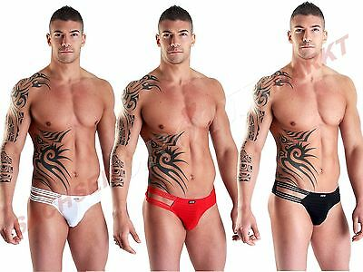 String LOOKME - STRIP Herren Mini Slip Micro Tanga Pants Hipster Erotik Dessous