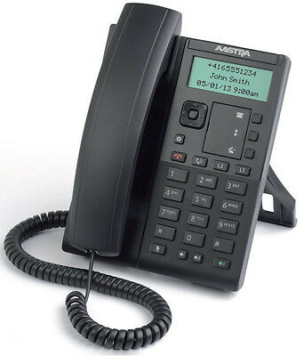 Aastra - VoIP SIP 6863i Telephone (80C00005AAA-A)