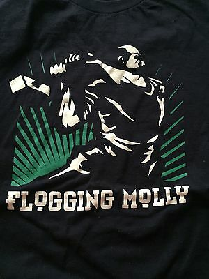 Flogging Molly Graphic T-Shirt