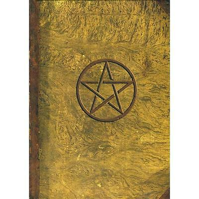DG25861 Grimoire - Journal Magique Pentacle