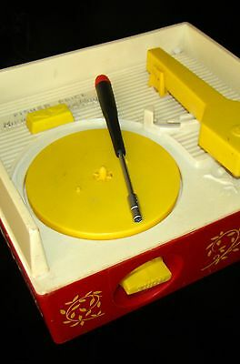 Fisher-Price MUSIC BOX RECORD PLAYER REPAIR TOOL & INSTRUCTIONS #995 & #2205