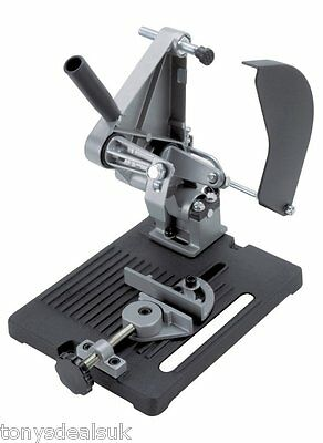 Wolfcraft 5019000 Angle Grinder Stand 115+125mm angle grinders Robust