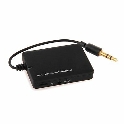 Wireless Bluetooth V2.1 3,5mm A2DP Stereo Audio Adapter Sender für TV GY