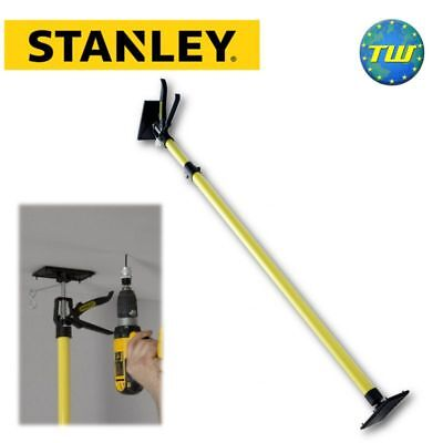 Stanley Telescopic Extension Drywall Support Prop Rod Pole 2.89M STA105932