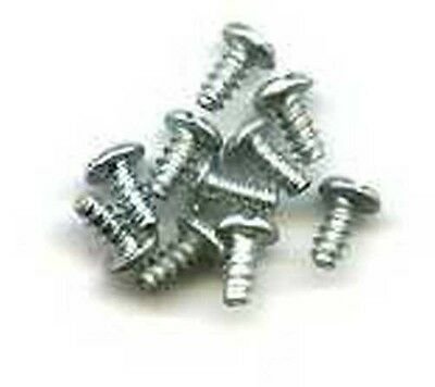S171 SCREWS (10) for AMERICAN FLYER S Gauge HO Scale GP7 Smoke Unit Trains