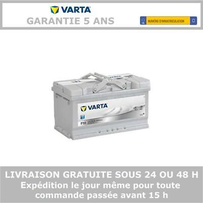 Batterie Voiture Silver Dynamic Varta F19 12V 85AH 800A 585400080 315X175X190mm