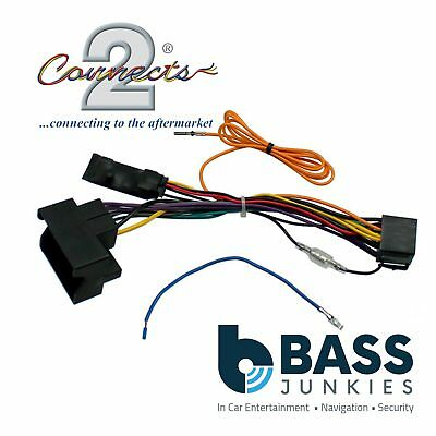 Seat Altea 2005 On Car Stereo Quadlock Wiring Harness Ignition Generator Adapter