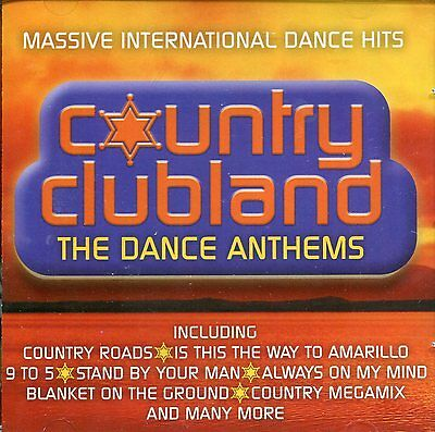 Mikey Modelle - Country Clubland (Remix Album, The Gambler, Country Roads) CD
