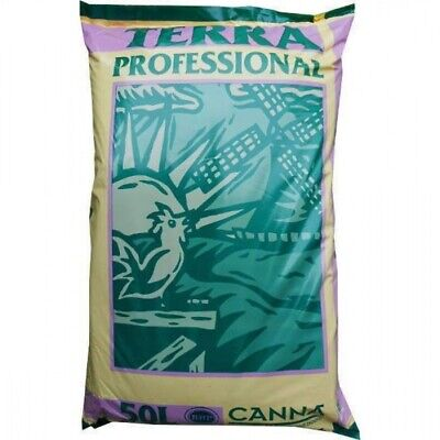 Hydroponic Canna Terra Professional 50L Litre Soil Perlite Mix Growing Media Pro