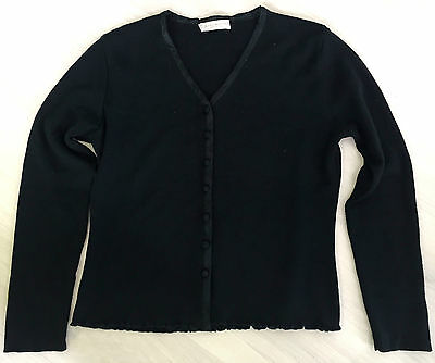 Cardigan Nero Donna M Pull Woman Black