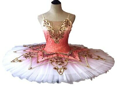 Professional Ballet Tutu Performance Nutcracker Marzipan Pink Dance Costume