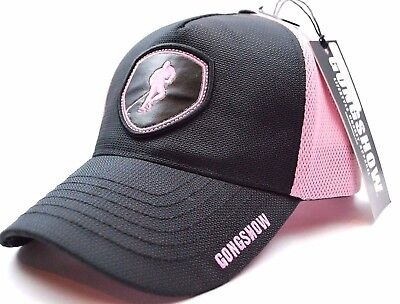 "Gongshow Womens ""dummy Breast Cancer"" Bca Hockey Hat/cap - One Size Fits Most"