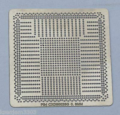 PS4 GPU CXD90026G 0.6mm Direct Heat Stencil Template to Reball Playstation 4