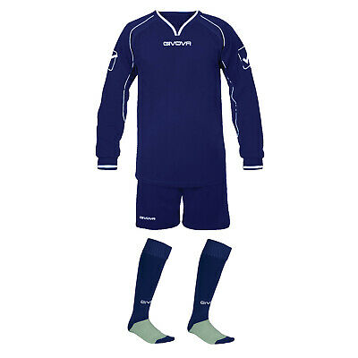 Givova Leader Junior Football Team Kits Bulk Deal