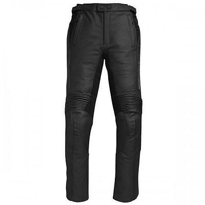 Moto Pants In Leather Raven Ladies Caps Ce Offer Tg 38