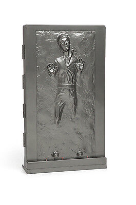 Star Wars Han Solo in Carbonite 3D wall sculpture