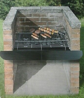 Bar-Be-Que Build In Grill & Bake Barbecue