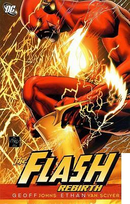 FLASH - complete graphic novels & comics collection - Mark Waid Geoff Johns TPB