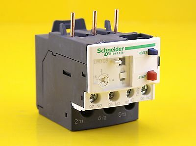 Schneider Electric Thermal Overload Relay LRD08 , 2.5-4A 690V AC - 034678