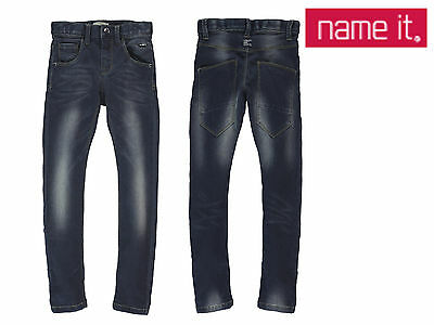 % Name it - Designer Jeans Nitras Classic  x-slim super weich 110-164