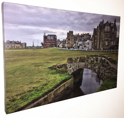 St Andrews Golf course (3) print or canvas print