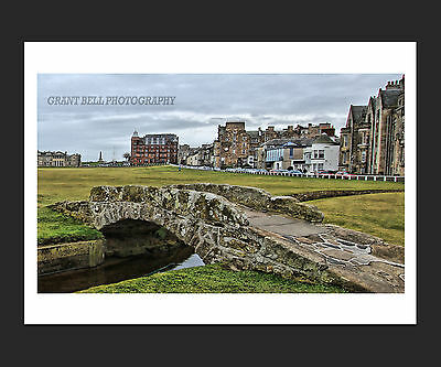 St Andrews Golf course (4) print or canvas print