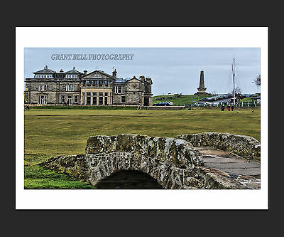 St Andrews Golf course (5) print or canvas print