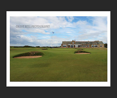 Royal Troon Golf course (1) prints and canvas prints