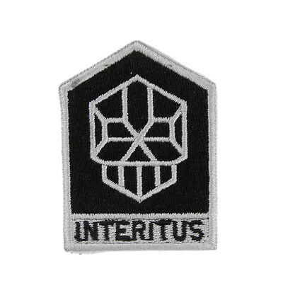 Ingress Interitus XM Anomaly Embroidered Patch 50mm