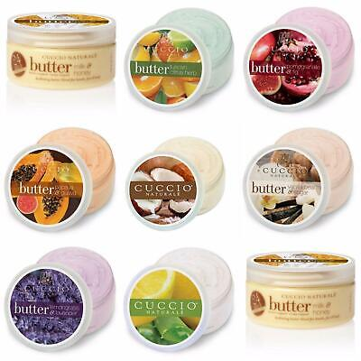 Cuccio Naturale Butter Blend - Massage Hands Feet Body  - 226g