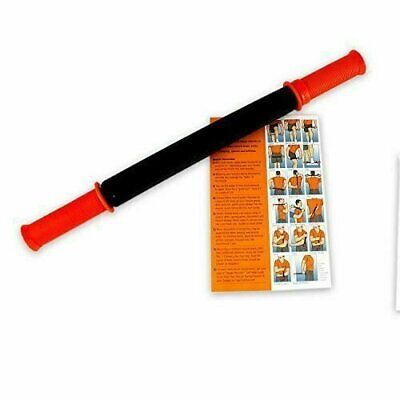 The Original Tiger Tail - Muscle Roller Massage Stick - 18 Inches