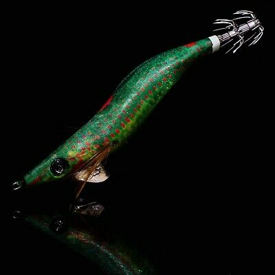 Rui Squid Jig Grass Whiting  Size 3