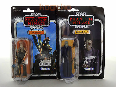 NEU/OVP Hasbro Star Wars - The Phantom Menace - Sammelfigur Vintage Sammler