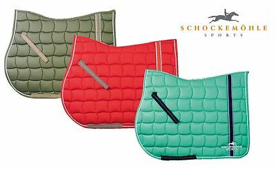 Schockemohle Action Pad S Jumping Saddle Cloth - SS16