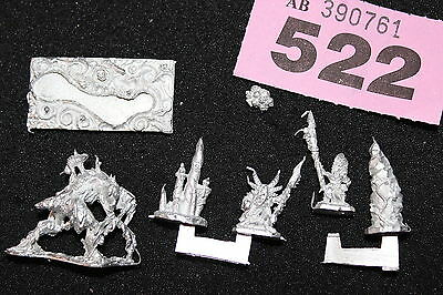 Games Workshop Warmaster Storm of Chaos Dark Shadows over Albion 10mm New OOP