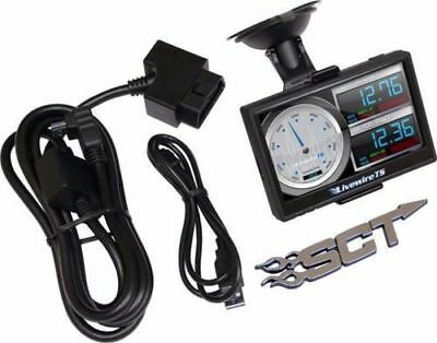 SCT Livewire TS Programmer Tuner 5015P fits 2003-2007 Ford Powerstroke 6.0