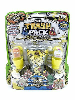 Children The Trash Pack Series 5 Includes 6 Assorted Trashies & Ooze Inside New