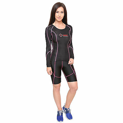 Women's Under Armour Long Sleeve Compression Top Shirts Top Jerseys