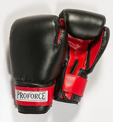 ProForce® Leatherette Boxing Gloves
