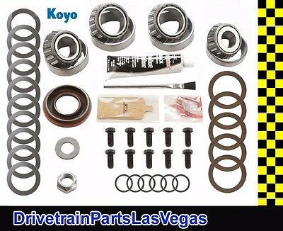 Dana 44 Master Bearing Rebuild Overhaul Kit 1967 TO 2006 Many Jeeps and More