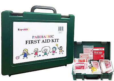Ezy-Aid Paediatric Child Minder - Children's First Aid Kit, Kids Nursery Home
