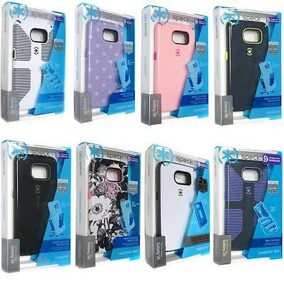 Speck CandyShell Grip inked Samsung Galaxy S6  Case Cove Shell Bumper black/blue