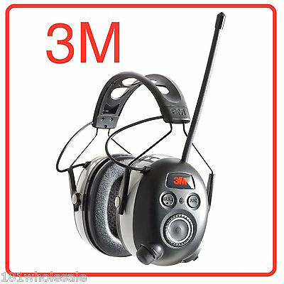 ❤ Latest - 3M WorkTunes Wireless Hearing Protector with Bluetooth Technology ❤