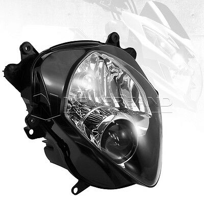 Motorbike Front Headlight Headlamp For Suzuki GSXR 1000 GSX-R K7 07-08 Clear
