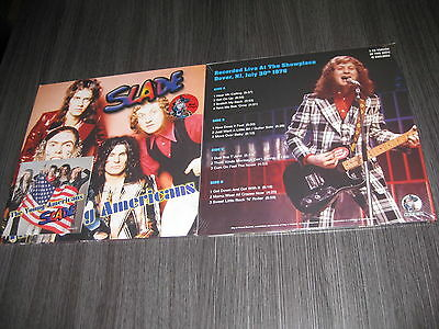 Slade  2 Lp + Cd  The Young Americans Red Vinyl Sealed