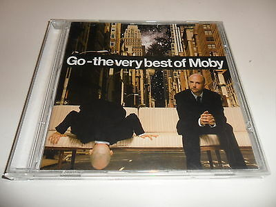 CD  Moby  ‎– Go - The Very Best Of Moby