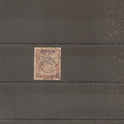 Timbre Nouvelle Caledonie Frankreich Kolonie 1903 Taxe N°13 Oblitere Used