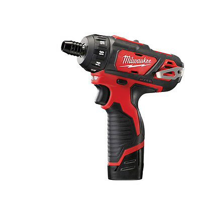 Milwaukee M12 BD-202C + Bits