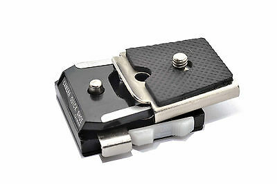 """1/4"""" Tripod Base Plate with  Quick Release Shoe"""
